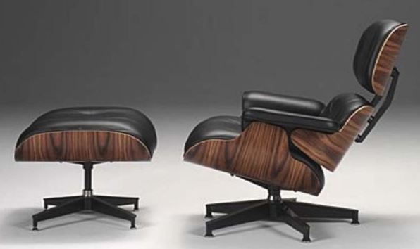Eames Lounge Chair from Closer